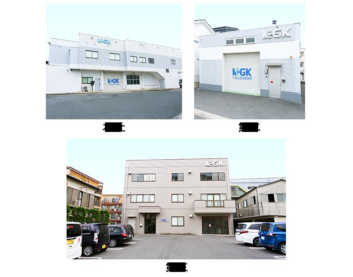 本社/第二工場