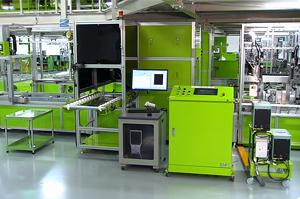 部品検査機 MBK01